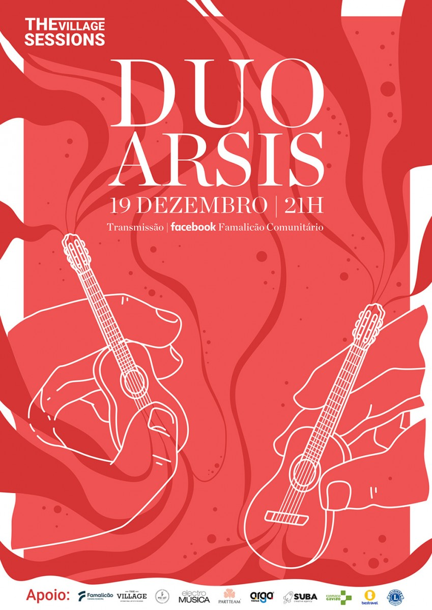 The Village Sessions - Concerto Duo Arsis